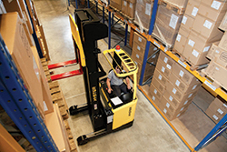 Hyster Showcases Solutions for Warehousing at Logimat 2016