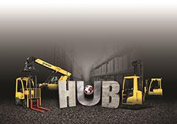 Hyster Hub