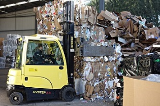 Hyster paper costs 250