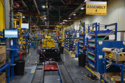 Electric-Counterbalance-Truck-Assembly-at-Craigavon
