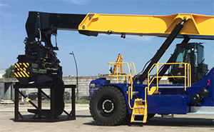 Multi-tool-Hyster-ReachStacker